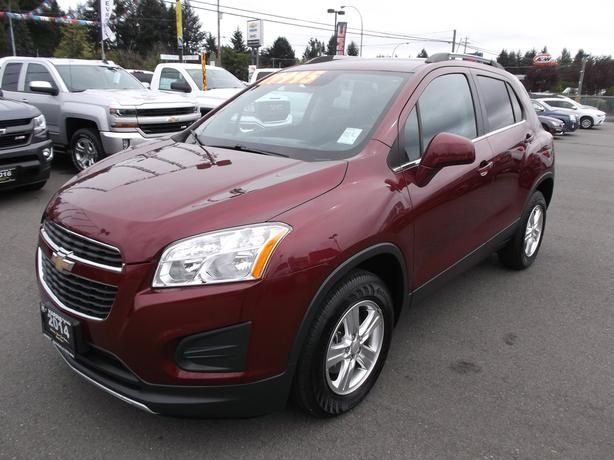 2014 chevy trax awd lt for sale outside comox valley courtenay comox. Black Bedroom Furniture Sets. Home Design Ideas