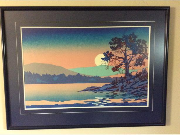 Michaela Davidson framed works