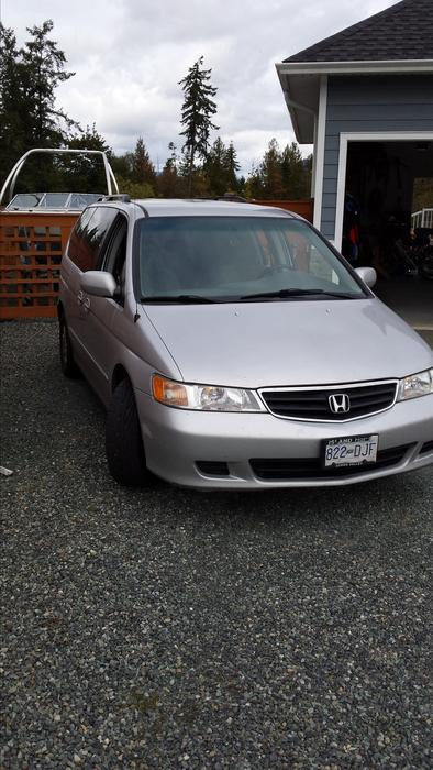 honda odyssey for sale cowichan bay cowichan mobile. Black Bedroom Furniture Sets. Home Design Ideas