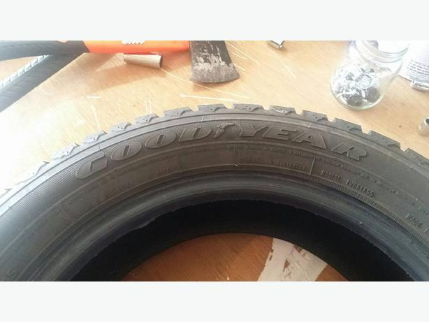 Goodyear Nordic winter 185/60r15