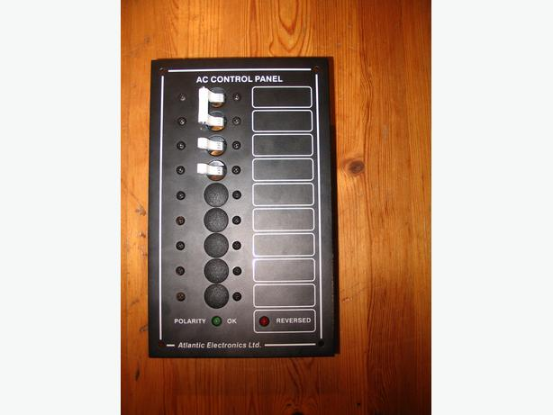 MARINE AC PANEL - NEW!