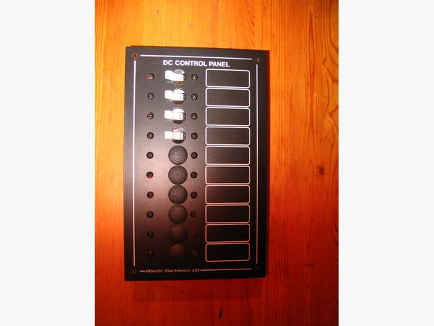 MARINE DC PANEL - NEW!