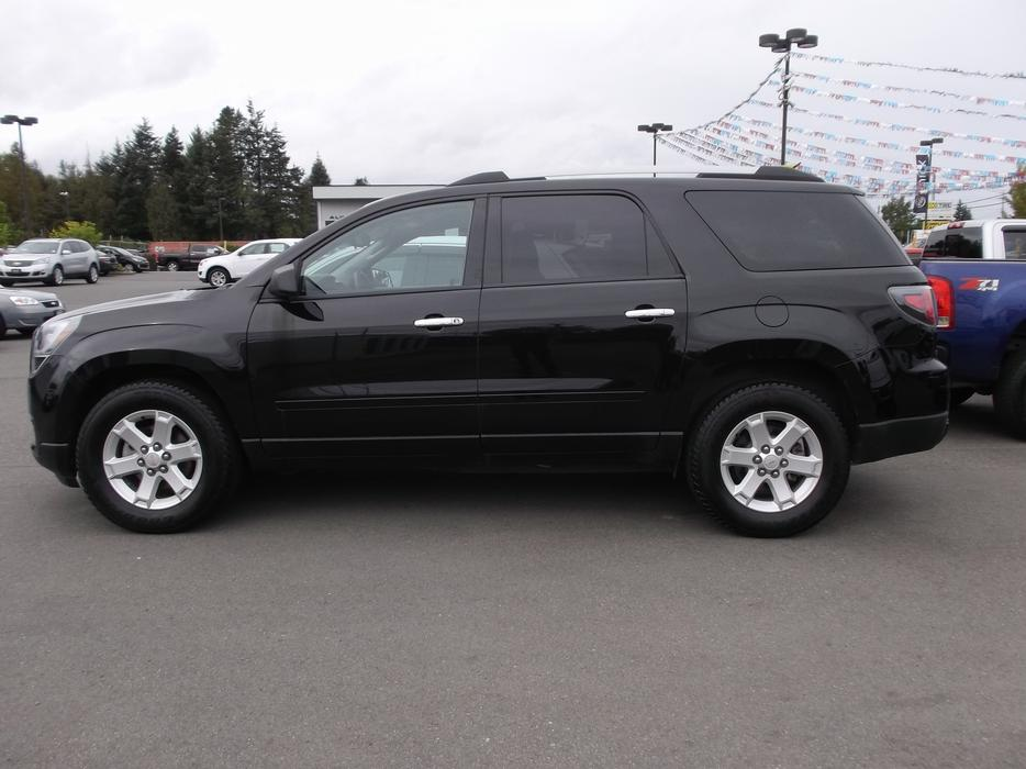 2016 used gmc acadia sle awd for sale outside victoria victoria. Black Bedroom Furniture Sets. Home Design Ideas