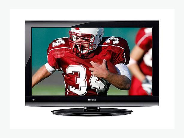 Toshiba 37-Inch 1080p LCD HD TV (Black Gloss)