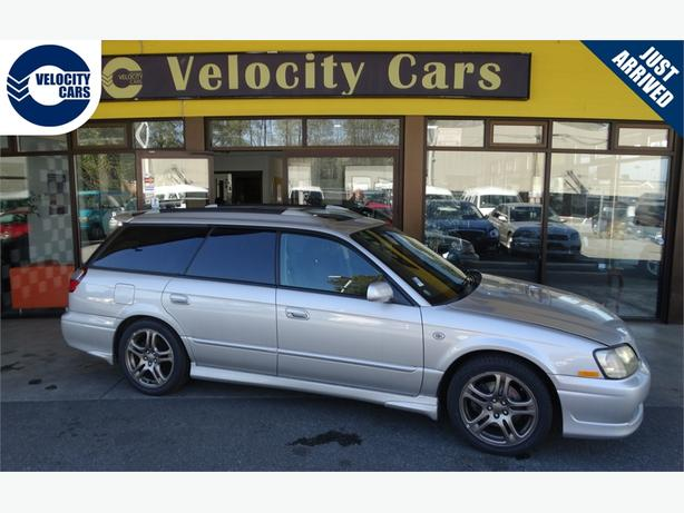 2000 Subaru Legacy Wagon GT 4WD 91K's Twin-Turbo 276hp Auto