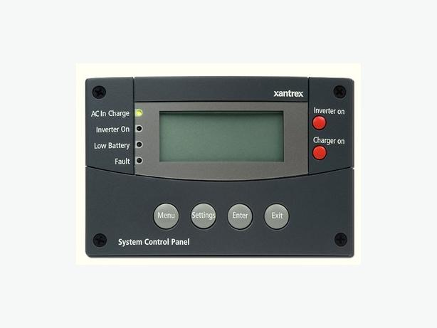 WANTED: Xantrex CONTROL PANEL :WANTED