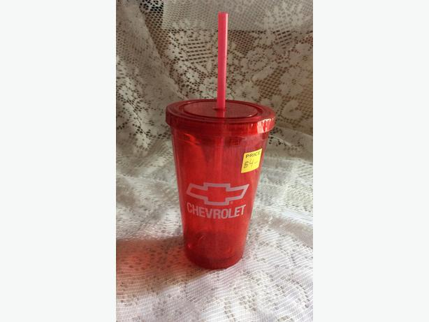 Chevy cold drink cup for sale