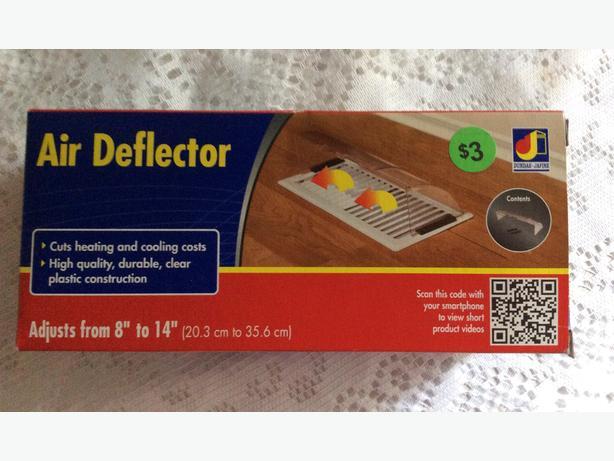 Air deflector for sale
