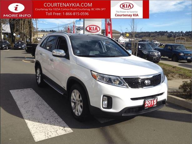 2015 Kia Sorento EX V6** Months end clearance SALE!*
