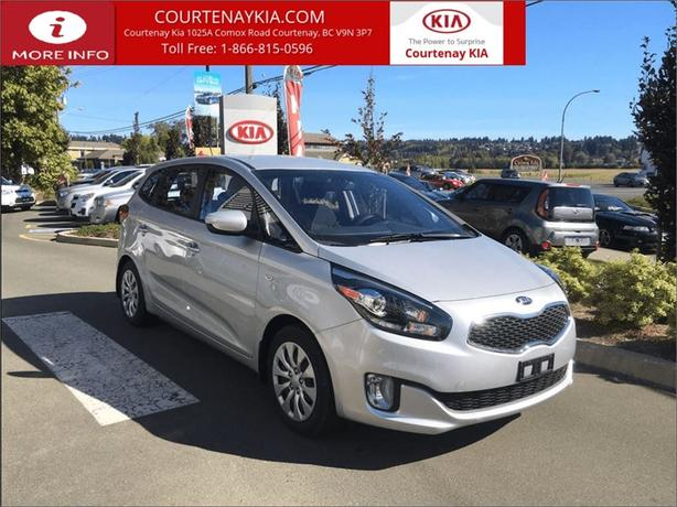 2016 Kia Rondo LX | 1 Owner | Vancouver Island Vehicle