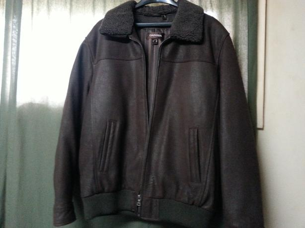 MENS Xtra Large  DANIER LEATHER JACKET