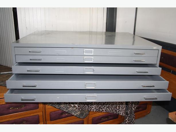 large parts cabinet