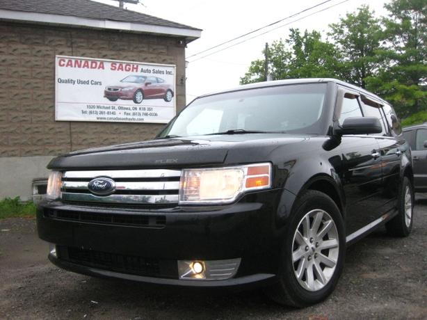 2009 Ford Flex AWD (7SEATERS) CLEAN , 12M.WRTY+SAFETY $9900