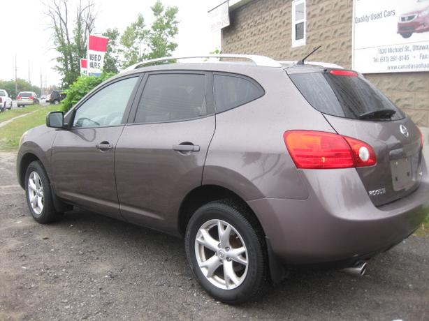 2008 nissan rogue awd loaded 12m wrty safety 8300. Black Bedroom Furniture Sets. Home Design Ideas