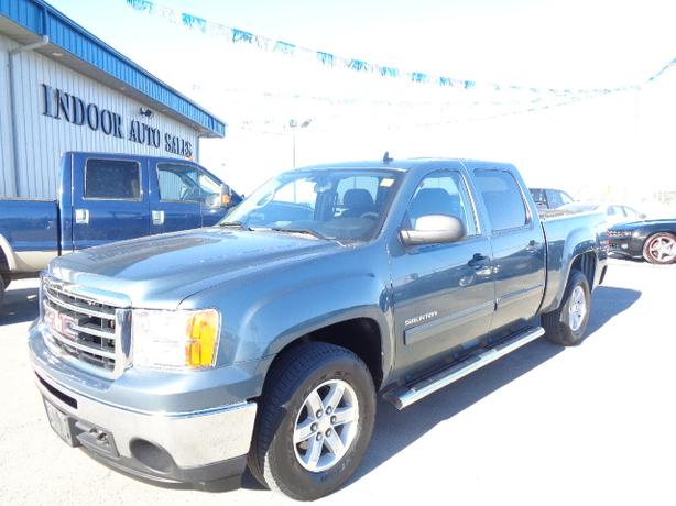 2013 GMC Sierra 1500 SLE #I5261 INDOOR AUTO SALES WINNIPEG
