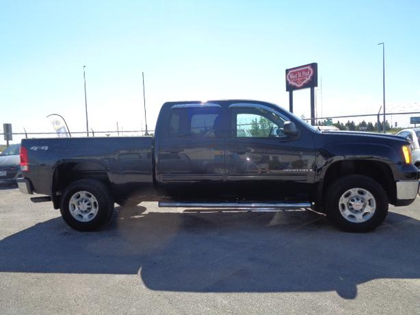 2009 GMC Sierra 2500HD SLE #I5198 INDOOR AUTO SALES