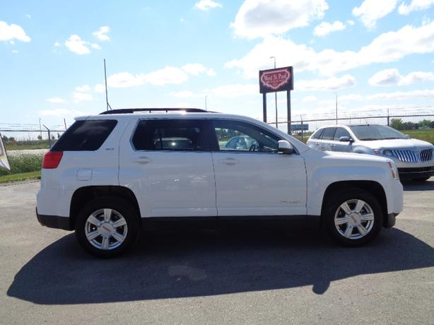 2014 GMC Terrain SLT #I5226 INDOOR AUTO SALES WINNIPEG