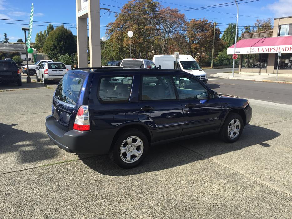 2006 Subaru Forester 2 5x Local Service Records