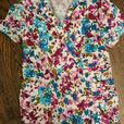 med or large Scrub tops and sets EUC or new