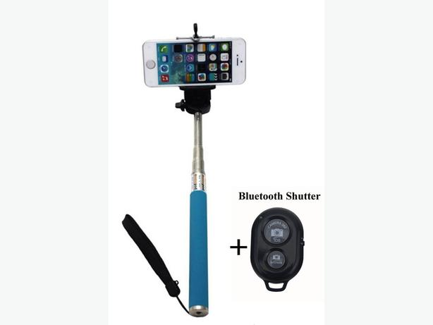 Bluetooth Remote Selfie Stick