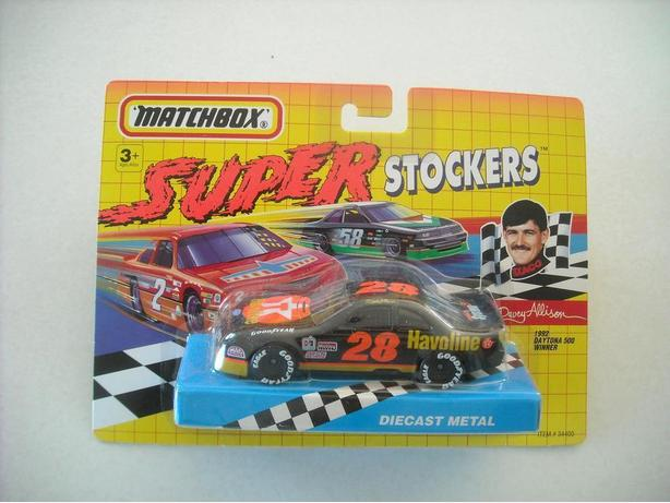 VINTAGE 1992 MATCHBOX SUPER STOCKERS