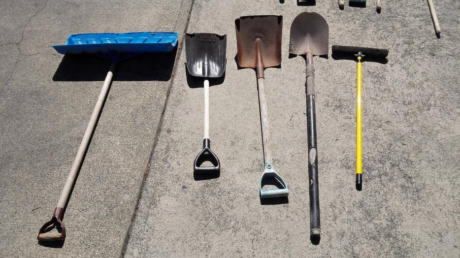 Garden tools for sale victoria city victoria for Gardening tools on sale