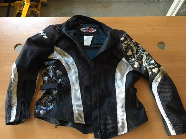 Joe Rocket Motorcycle Jacket (Ladies)