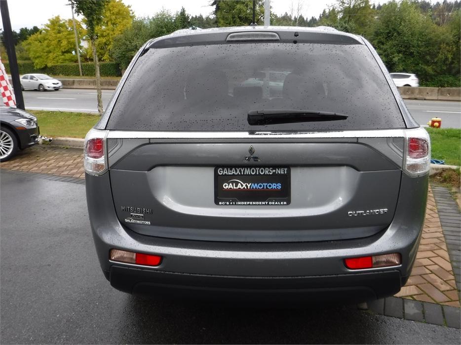 2014 Mitsubishi Outlander Es 4wd Eco Mode Bluetooth