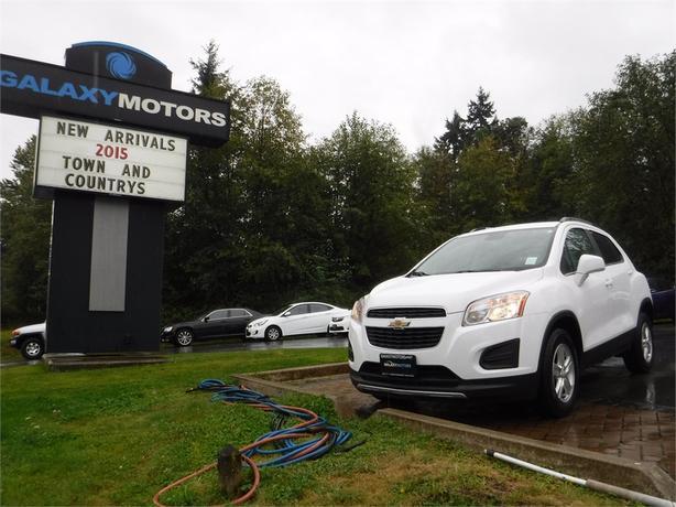2015 Chevrolet Trax LT - AWD, OnStar, Cruise Control, A/C