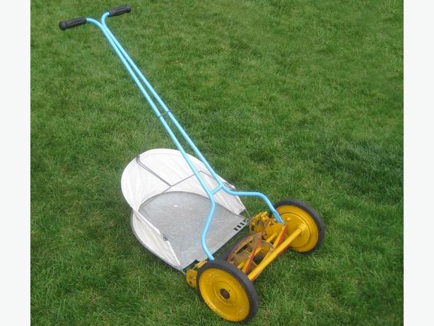 Reel Mower ~ GlenEaton