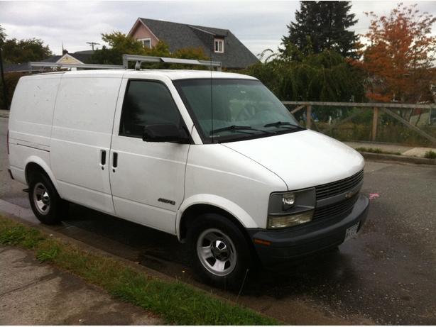 2002 GMC Astro Van , great deal
