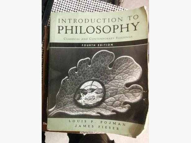Introduction to Philosophy - 4th Ed