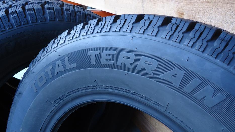 Total Terrain W T Tires 235 70r16 95 Tread Outside