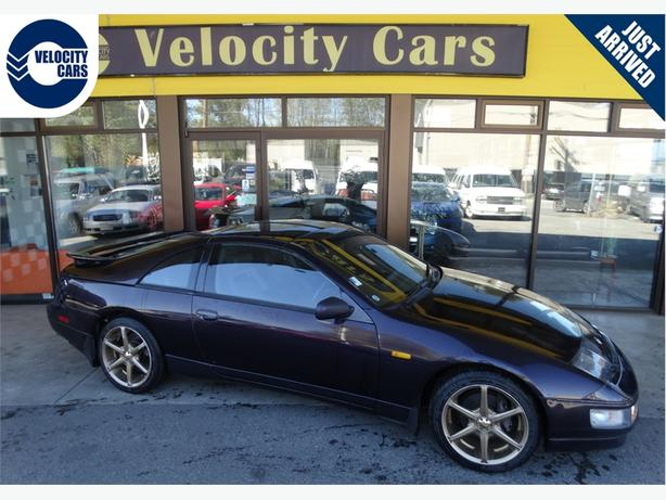 1997 Nissan 300ZX FairladyZ T-Bar Roof 99K's Manual Coupe V6