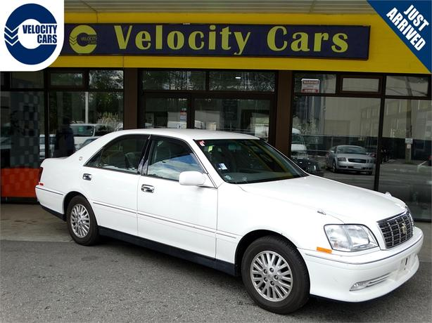 2000 Lexus ES  Toyota Crown 26K's 2JZ engine Luxury Executive Sedan