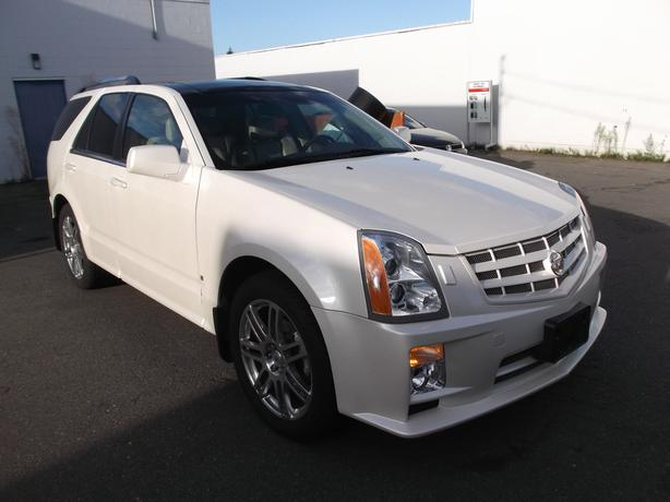 2008 cadillac srx awd luxury 7 passenger for sale outside comox valley court. Cars Review. Best American Auto & Cars Review