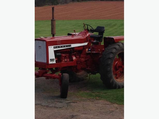 tractor far sale obo