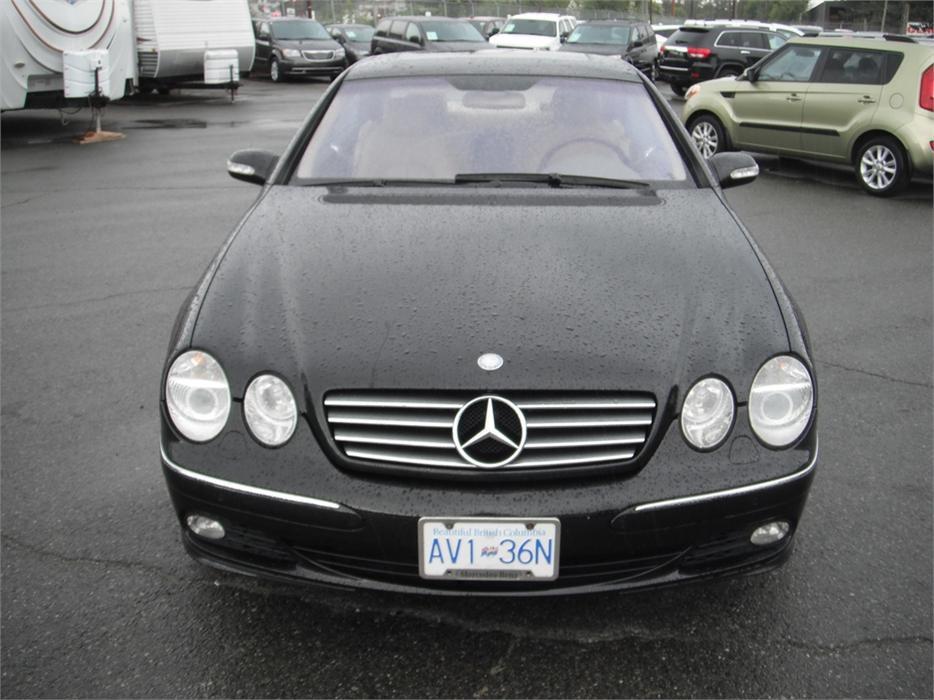 2004 mercedes benz cl class cl500 burnaby incl new for Mercedes benz westminster