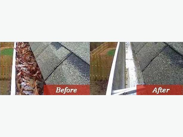 Gutter Cleaning Victoria City Victoria