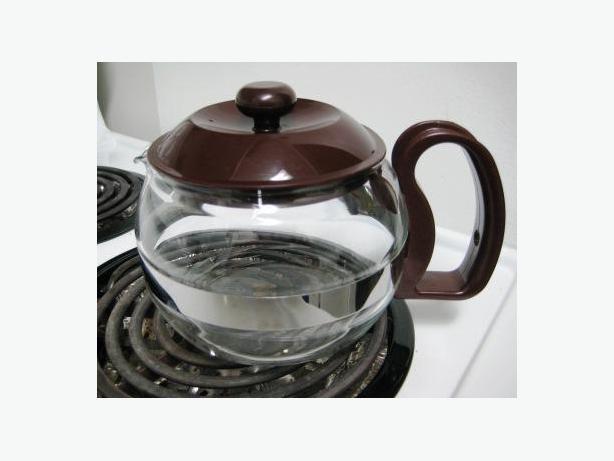 Pyrex Glass Tea Pot/Carafe