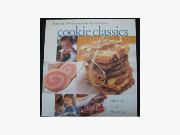 Cookie Classics Cookbook