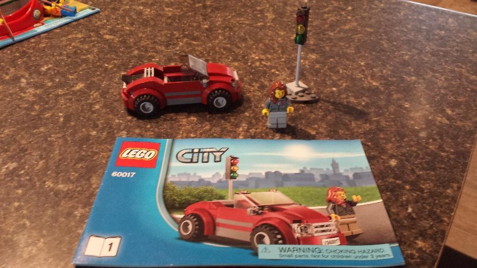 Lego City Flatbed Truck Set 60017 Saanich Victoria