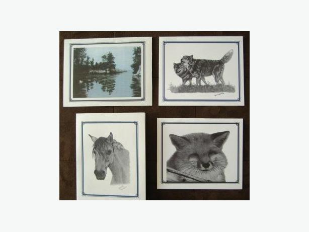 Art Print Cards - Various