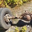 dodge 1 ton rear axle