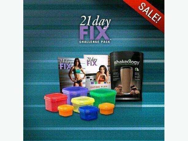 21 Day Fix Fall Promo