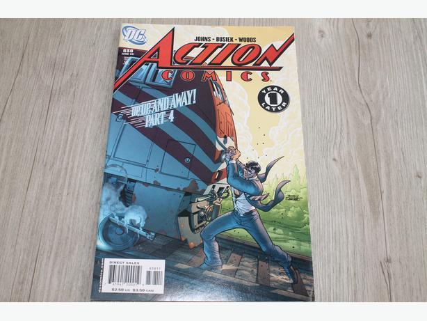 Superman / Clark Kent comic