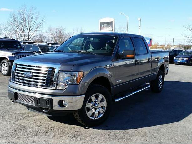 2012 FORD F150 XTR - SUPERCREW - 4X4