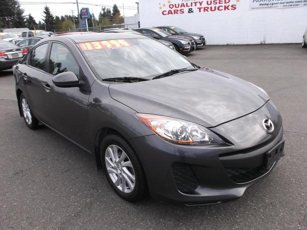 2012 MAZDA 3 GS FOR SALE