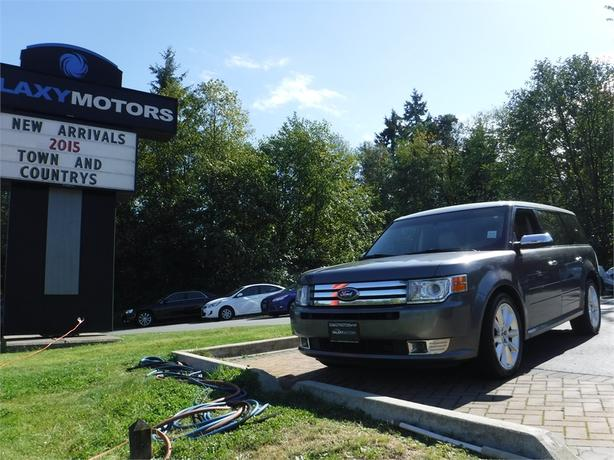 2010 Ford Flex Limited - AWD, Leather Int, SYNC, Alloy Wheels