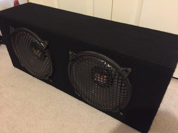 "10"" Pyramid Original subs in sealed box"